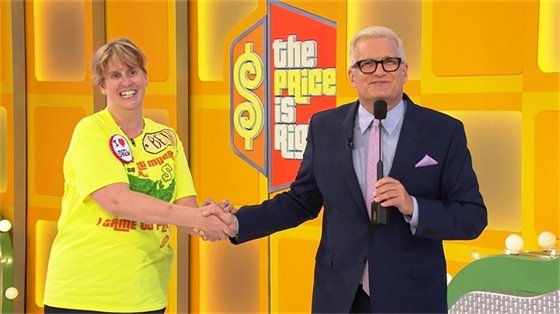 Beth Stark on TPIR (Courtesy News-Press)