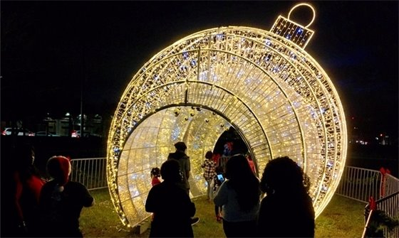 The Heart of Christmas at Clemente Park