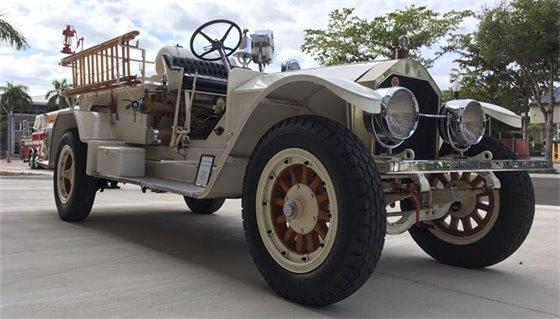 1926 Fire Truck