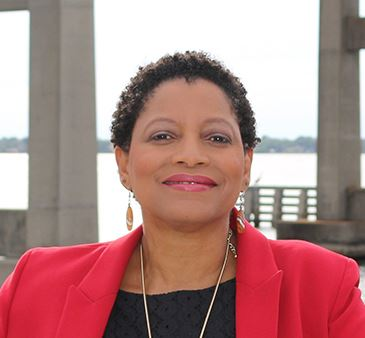 Fort Myers Community Redevelopment Agency Executive Director Michele Hylton Terry