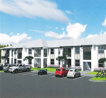 Saint Peter Claver Place Apartments Rendering