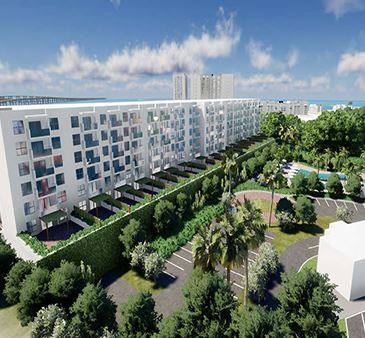 Seaboard Waterside Apartments Rendering