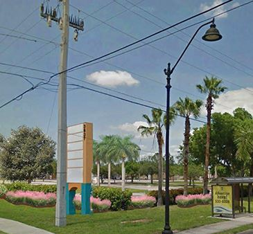 New Landscape design for Doctor Martin Luther King Junior Boulevard