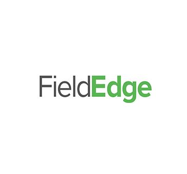 Logo of FieldEdge company that was approved to participate in CRA Job Creation and Talent Attraction