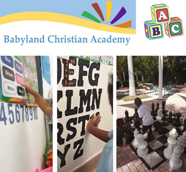 Fort Myers Community Redevelopment Agency Business Spotlight Babyland Christian Academy
