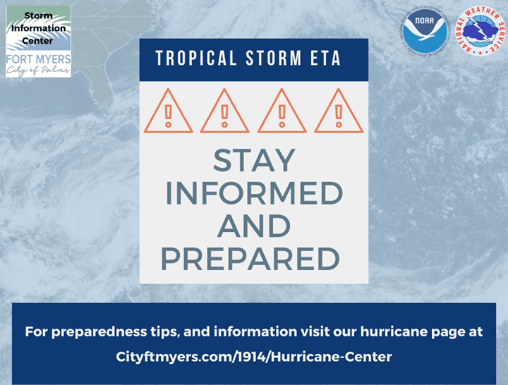 Stay informed and prepared for hurricanes