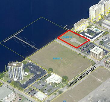 Silver Hills at Fort Myers Apartments Phase Two Site Location