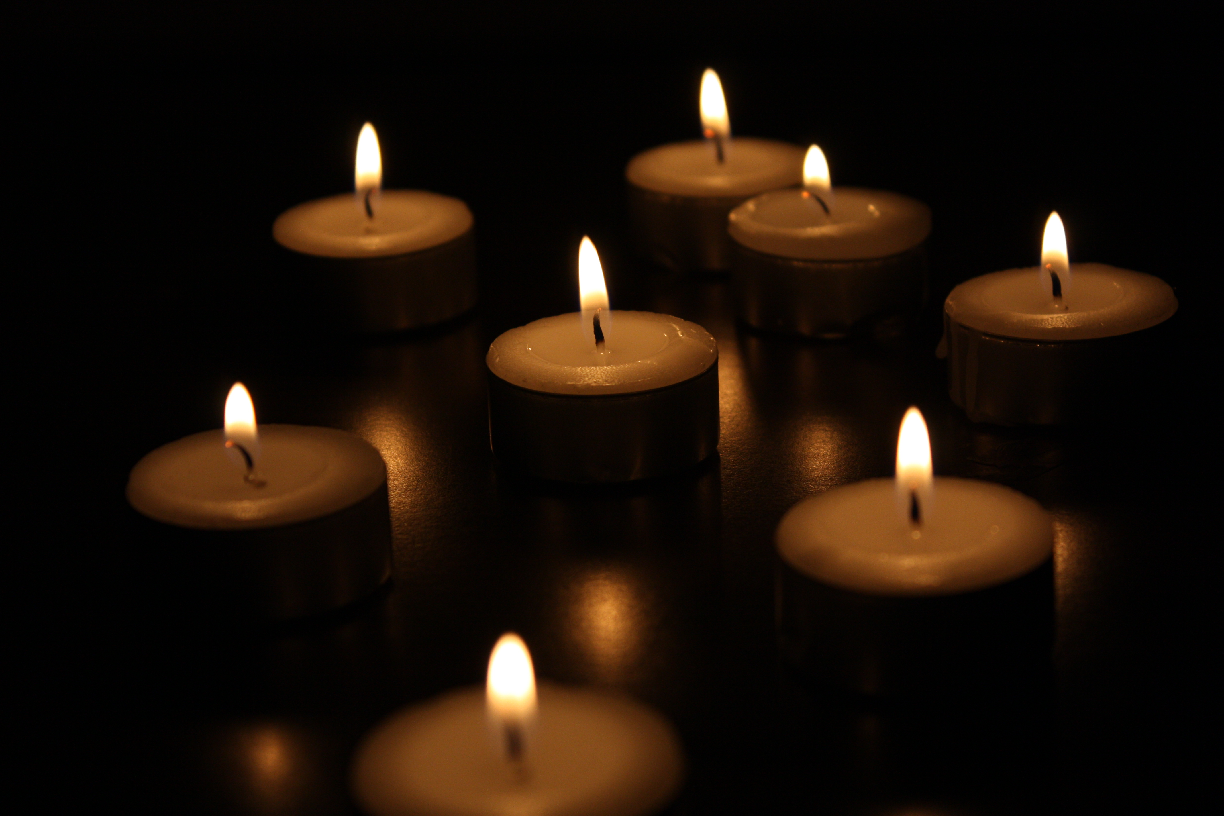 Light a candle for a loved one